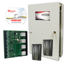 H1000 Access Control Panel