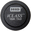 16k bit iCLASS Stick-On Patch