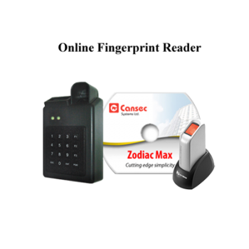 Zodiac Max Fingerprint Reader